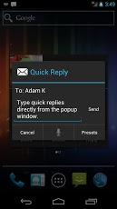 SMS Popup -4