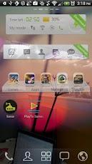 Transparent Screen -2