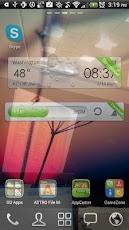 Transparent Screen -3