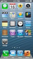 iPhone 5 Screen -2