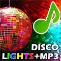 El Feneri Müzikli Disko Işığı