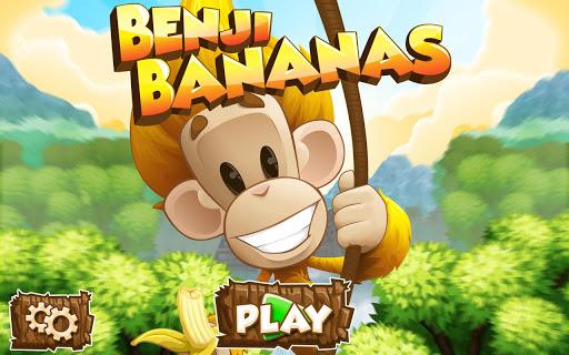 Android benji bananas – ormanda muz toplama oyunu