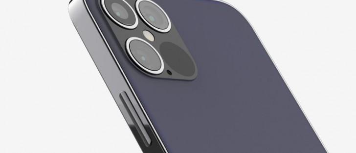 2020 iPhone Pro Düz kenar, daha küçük çentik ve daha büyük ekran
